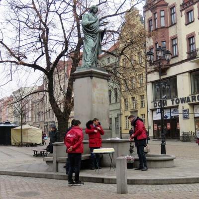 8 marca 2018 w Toruniu